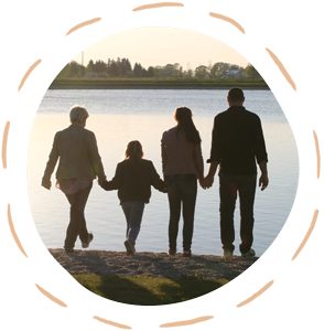 Zusammenhalt - Familie